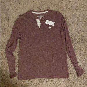 Abercrombie Boys Long sleeve Shirt